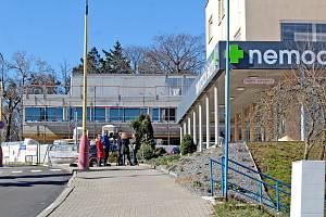 Nemocnice Rudolfa a Stefanie Benešov.