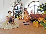 Dobříšský zámek je turisty hodně vyhledávaným místem. Teď láká na velikonoce.