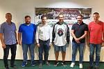 Útočník Michal Dragoun se oficiálně stal novou posilou HC Příbram.