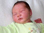 MIKULÁŠ JIROUŠEK, třetí synek Aleny a Pavla z Mníšku a bráška Štěpána a Lukáše, se narodil v pátek 10. března o váze 4,29 cm a míře 54 cm.