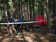 Mezi finalisty soutěže byli také studenti příbramského gymnázia. Foto: majorka Miroslava Štenclová, Velitelství pozemních sil