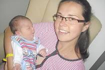V úterý 9. července přivítala maminka Monika a tatínek Pavel z Příbrami na světě druhého synka Přemečka Mlynaříka. Po narození vážil 3,52 kilogramů a měřil 51 centimetrů. Lumpárnám jej bude učit bráška Honzík.