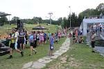 Ze setkání u příležitosti čtvrtstoletí lyžařského a sportovního areálu Monínec.