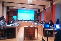 První větší střet mezi vládnoucím hnutím ANO a opozicí v rámci příbramského zastupitelstva bylo složení finančního a kontrolního výboru.