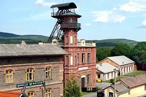 Hornické muzeum v Příbrami: Ševčínský důl.