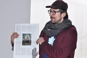 Jan Freiberg se ujme vedení Galerie Františka Drtikola v Příbrami v prosinci.