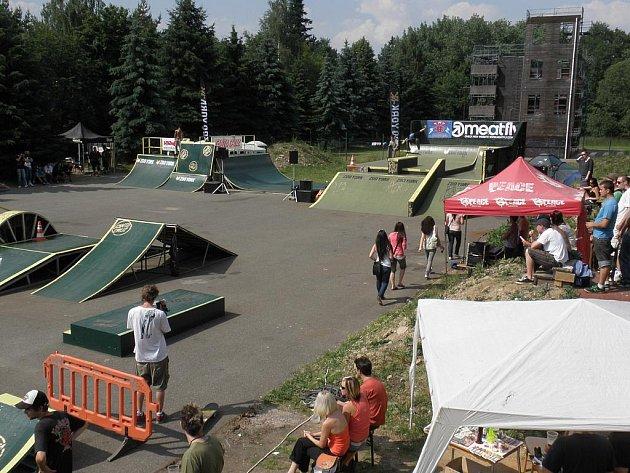 Skatepark Příbram