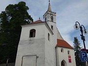 Římskokatolická farnost Sedlčany se připojila v pátek 9. června již poněkolikáté do celostátní akce Noc kostelů.