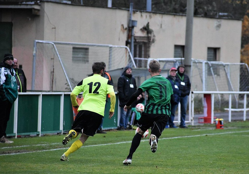 FC Rokycany - TJ Tatran Sedlčany 2:0