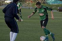 APEP Pitsilia - 1.FK Příbram (1:3). Antonín Fantiš.
