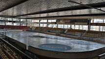 Příbramský zimní stadion.
