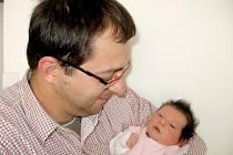 Od čtvrtka 17. října mají maminka Linda a tatínek Jakub z Jelenců radost z dcerky Josefiny Janovské, vážila 3,27 kg a měřila 49 cm. Hrát si s ní budou skoro dvouletí bráškové, dvojčata, Jakub a Jonáš.