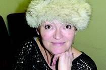 Valerie Zawadská v Sedlčanech.