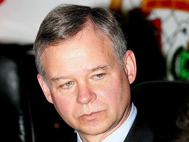 Velvyslanec USA v České republice Richard Graber