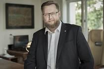 Příbramský starosta Jan Konvalinka.