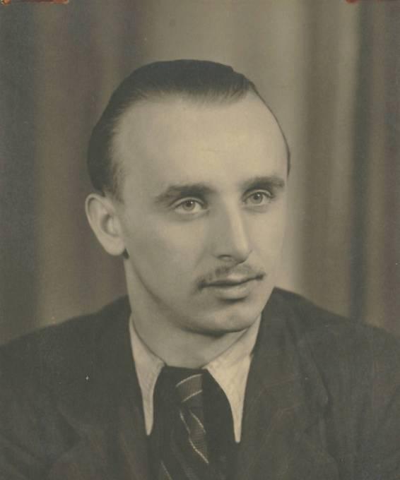 František Krejčí z Příbrami padl 11. 5. 1945 u Slivice.
