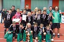 Vítěz Danone Cupu 2011/12 - 1.FK Příbram.