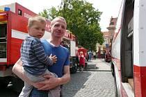 Svátek svého patrona oslavili v Sedlčanech hasiči z Příbramska i Benešovska