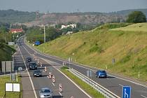 Dostavba dálnice D4. Ilustrační foto.