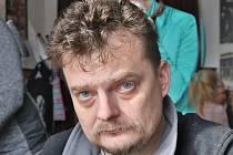 Redaktor Příbramského deníku Radek Ctibor.