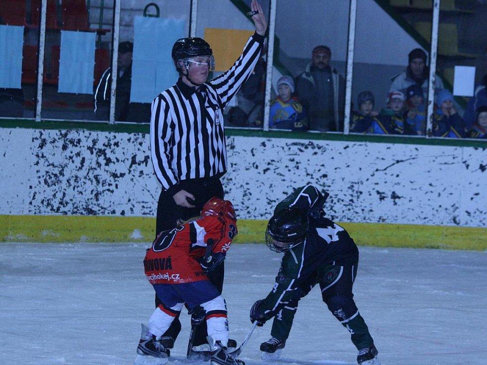 Hokejový turnaj žáků O hornický kahan 2010.