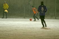 Přípravný zápas MFK Dobříš - Bohemians Praha 1905 U19 5:2