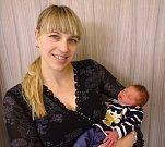 Ludvík Průša se narodil v pátek 15.12.2017 s váhou 2,74 kg a mírou 48 cm rodičům Věře a Honzovi ze Smolotel. Doma malého brášku přivítal Honzík (2).