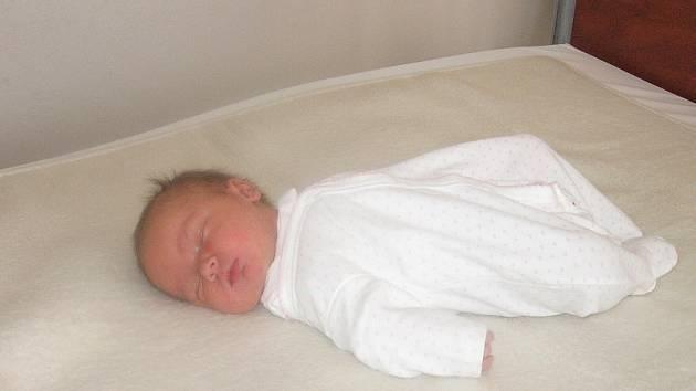 Kamilka Irionová, dcerka rodičů Pavlíny a Kamila z Příbrami, se narodila v úterý 30. září, vážila 3,66 kg, měřila 51 cm. Doma se na ni těší sourozenci Růženka a Honzíček.