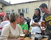 Pivovarské slavnosti Vysoký Chlumec.