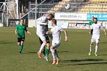 Fotbalisté Slovácka se po výhře v Příbrami představí v Jablonci.