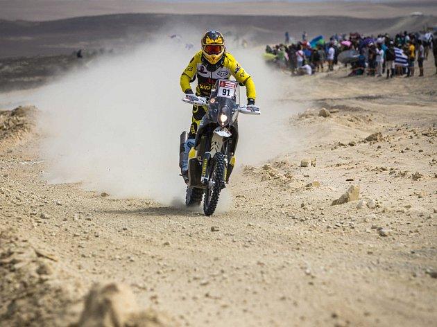 Druhá etapa Dakaru 2018