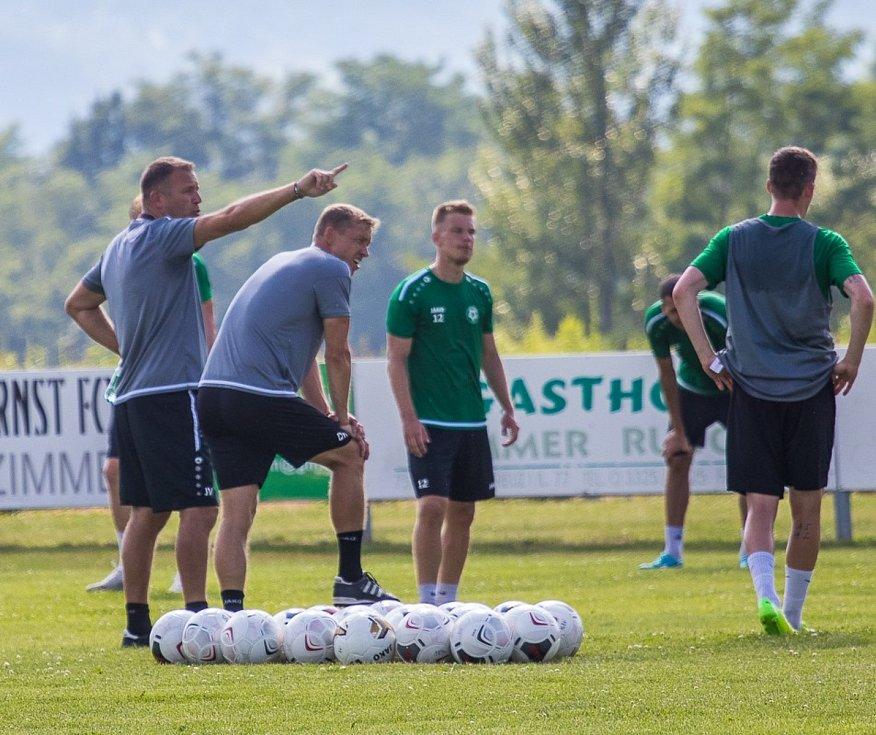 Fotbalová Příbram se od pondělí připravuje na soustředění v Rakousku.