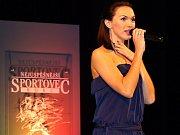 Vyhlášení ankety Nejúspěšnější sportovec Příbramska roku 2013.