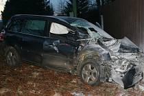 V Čenkově na Příbramsku se střetl rychlík jedoucí z Prahy do Českých Budějovice s osobním automobilem. Nehoda se udála na železničním přejezdu zabezpečeném světelnou výstražnou signalizací bez závor.