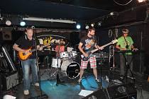 Příbramská kapela Bon Pari.
