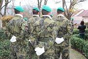 Pieta k uctění válečných veteránů a padlých ve válkách se konala v pátek 9. listopadu v Jincích.