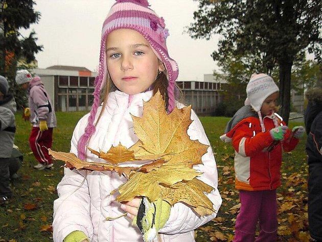 Děti z Mateřské školy pod Svatou Horou Příbram