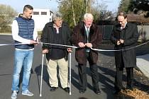 Ukončení první etapy rekonstrukce silnic v Rožmitálu.