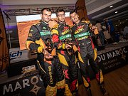 Posledním testem pro Martina Macíka a Jana Brabce před Dakarem 2019 byla Rally du Maroc.