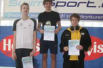 Velká cena města Příbram v plavání mládeže.