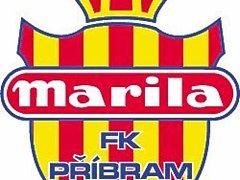Logo FK Marila Příbram.