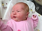 ANIČKA NOVÁKOVÁ se narodila v pondělí 4. září o váze 4,08 kg a míře 51 cm Evě a Radkovi z Mníšku. Radost z přírůstku mají Toník a Ondra.