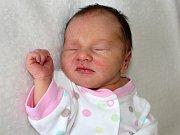 BARBORKA PANCÍŘOVÁ se narodila v pátek 10. března o váze 2,65 kg a míře 48 cm mamince Evě a tatínkovi Bedřichovi z Drážkova.