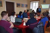 Starostové obcí Petrovicka jednali o nedostatku vody.