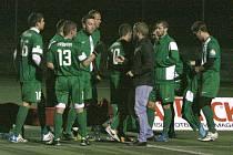 Liga malého fotbalu: Příbram - Blansko. Výběr Příbrami.