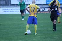 Kapitán Zdeněk Vrňák zazdil penaltu po hodině hry. I kvůli tomu Benešov prohrál v Příbrami 0:2.