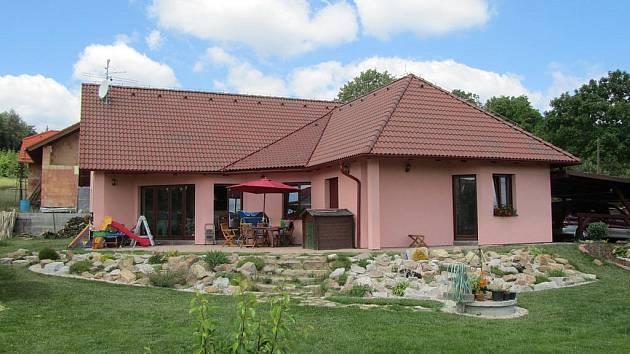 Stavby, které Jan Sedláček realizoval.