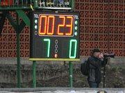Příbram Bobcats - Pardubice Stallions.
