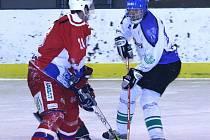 MOP hokejistů: Obecnice - Cerhovice (6:1).