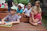 Zahradní slavnost v Základní škole Jiráskovy sady Příbram.